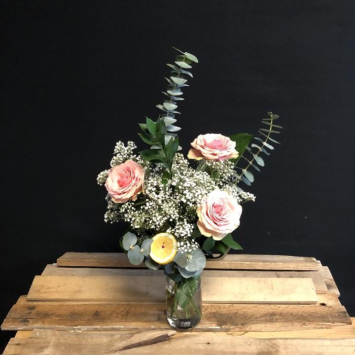 """Offrez à Maman le bouquet """"tu me manques"""" de Fleuriste Foliole Création 2020"""