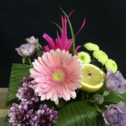 Bouquet Fleurs Rosèmere
