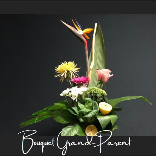 Bouquet de Fleur Grand-Parent