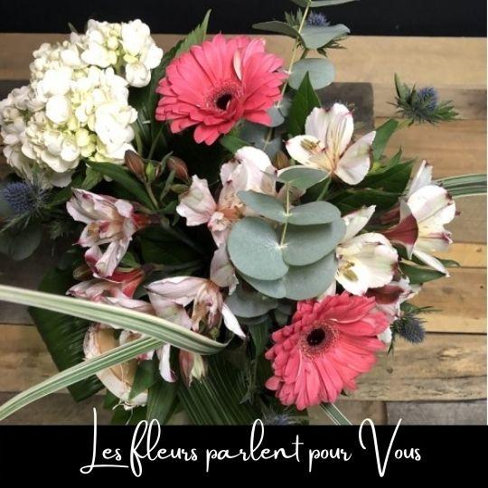 Fleuriste foliole bouquet les fleurs parlent pour vous