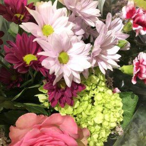 Bouquet vague de réconfort Foliole #4