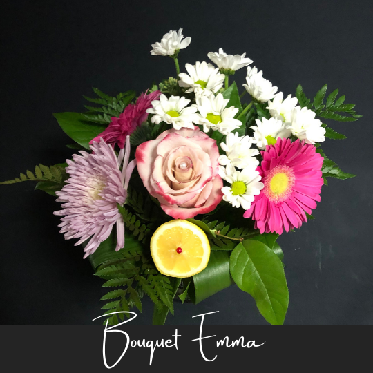 Le Bouquet Emma fleuristefoliole.com