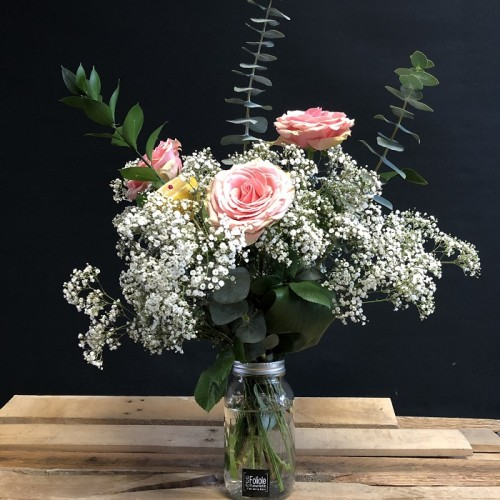 Bouquet Tu me manques Foliole