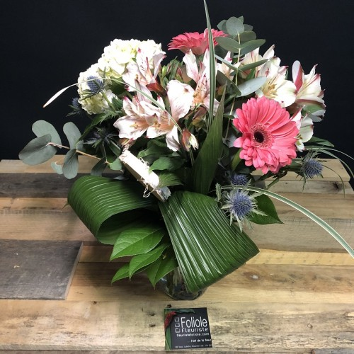 Bouquet merci beaucoup