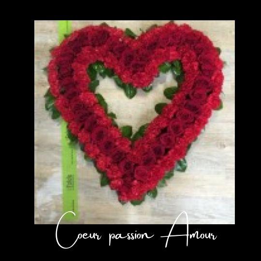 cœur funeraire amour eternel 2