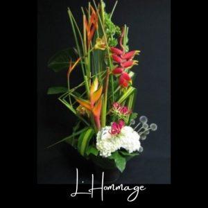 Corbeille Funeraire Fleuriste foliole bouquet fleurs funeraire corbeille l_heritage
