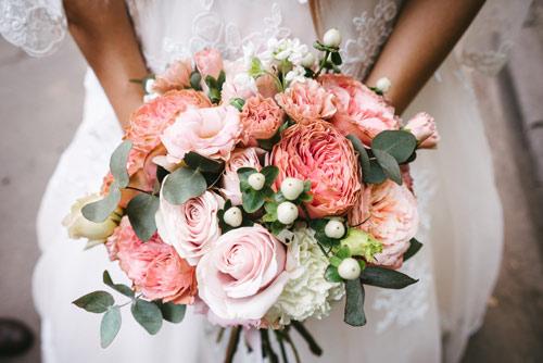 Bouquet de la Mariée et du cortège