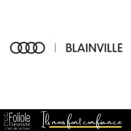 Audi de Blainville ils nous font confiance