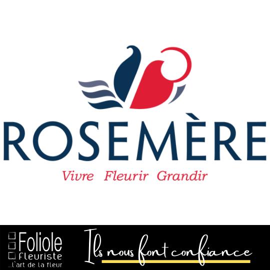 La ville de Rosemère ils nous font confiance fleuristefoliole.com