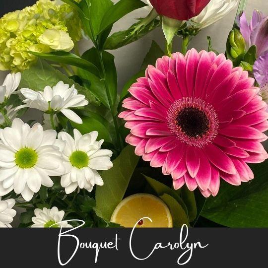 Bouquet Carolyn fleuristefoliole.com