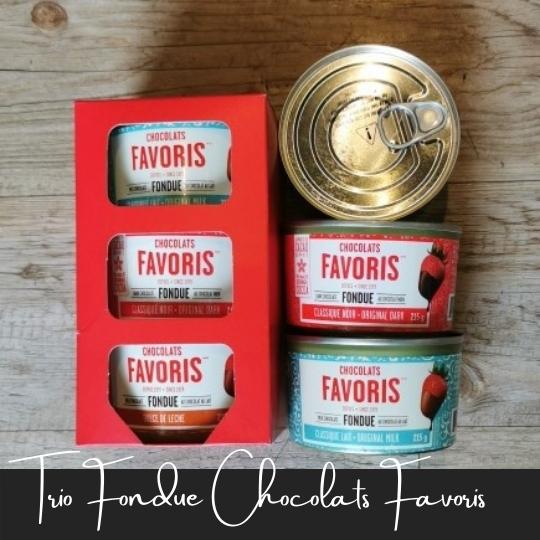 Fondue chocolats favoris fleuristefoliole.com