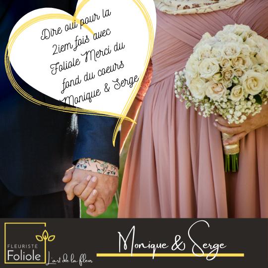 mariage fleuristefoliole.com