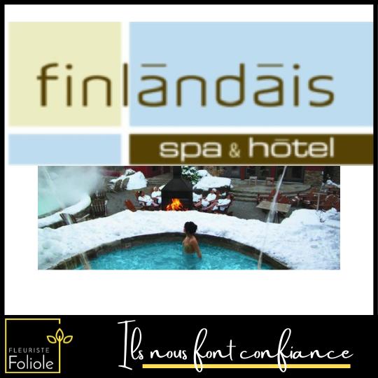 Finlanfais spa hotel ils nous font confiance fleuristefoliole.com corporatif