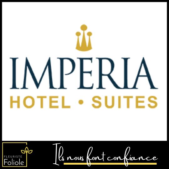 Imperia hotel suite ils nous font confiance fleuristefoliole.com corporatif