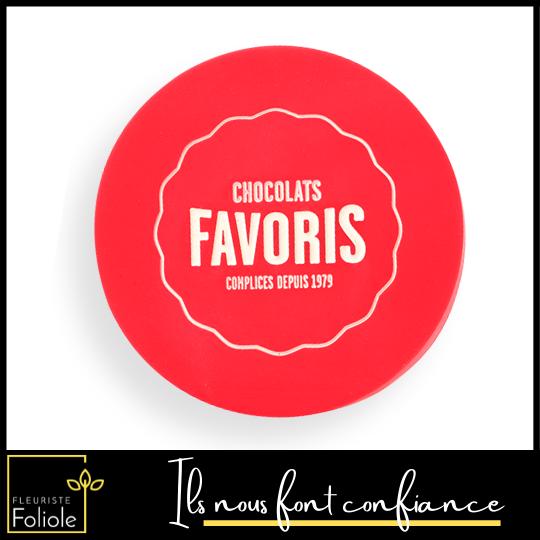 Chocolats Favoris ils nous font confiance fleuristefoliole.com corporatif