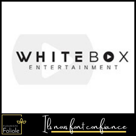 WhiteBox entertainnement ils nous font confiance fleuristefoliole.com corporatif